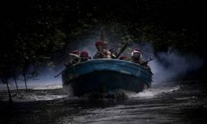 Στέλνουν δέκα πολεμικά πλοία για να σταματήσουν τις πειρατικές επιθέσεις στη Νιγηρία
