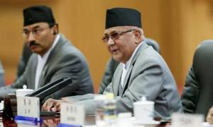 Παραιτήθηκε ο πρωθυπουργός του Νεπάλ εννέα μήνες μετά την ανάληψη των καθηκόντων του