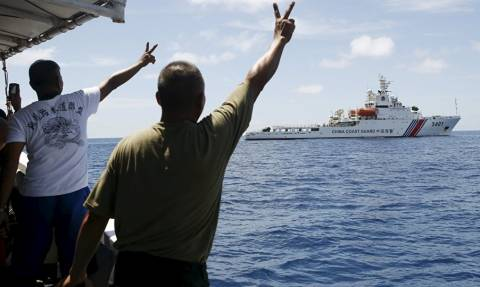 Το Πεκίνο επιμένει στη διμερή προσέγγιση για τις διεκδικήσεις στη Νότια Σινική Θάλασσα