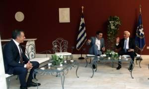 Θεοδωράκης: Η δημοκρατία κινδυνεύει από το κομματικό κράτος, τις ανισότητες