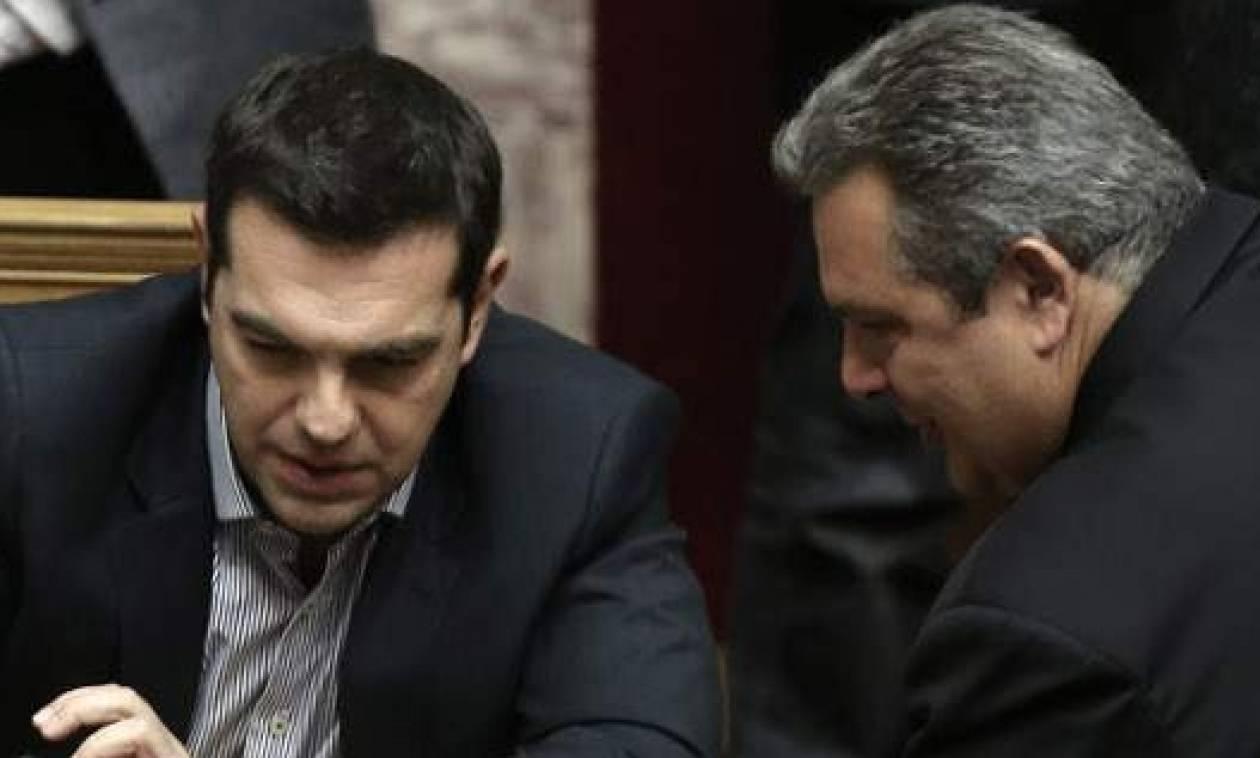 Τσίπρας και Καμμένος εγκατέλειψαν τους Έλληνες ομολογιούχους