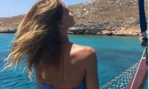 Τζένη Μπαλατσινού: Έχω και σκάφος, πάμε μία βόλτα;