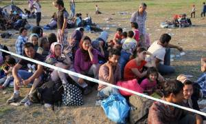 Σερβία: Απεργία πείνας άρχισαν 150 μετανάστες ζητώντας να ανοίξουν τα σύνορα με την Ουγγαρία