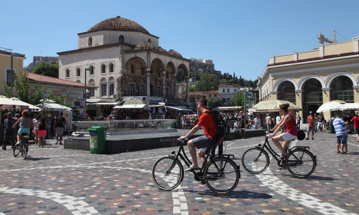 Παγκόσμια Ημέρα Ηπατίτιδας: Το ΚΕΕΛΠΝΟ στην Πλατεία Μοναστηρακίου