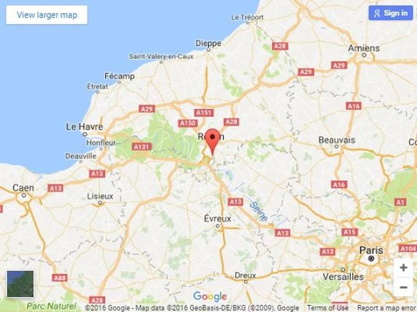 Έκτακτο - Γαλλία: Ομηρεία σε εκκλησία της Νορμανδίας από άνδρες οπλισμένους με μαχαίρια