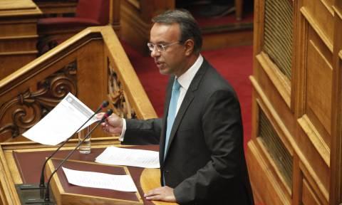 Βουλή - Εξεταστική για Μνημόνιο: Άγρια κόντρα Σταϊκούρα - Μπαλαούρα για το «Plan X»