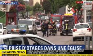 Επίθεση Γαλλία: Χαροπαλεύει ένας ακόμη όμηρος