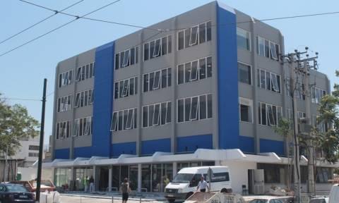 Ανακαινίζεται το νέο «σπίτι» της ΝΔ (photo)