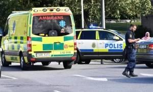 Πυροβολισμοί σε εμπορικό κέντρο στη Σουηδία