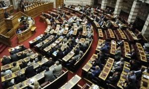 Βουλή: Απορρίφθηκε η πρόταση για σύσταση Εξεταστικής σχετικά με το Μνημόνιο 3 – Δεν μίλησε ο Τσίπρας