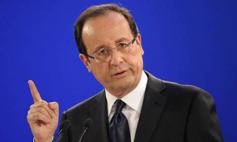 Ολάντ: Η απειλή που θέτουν οι ισλαμιστές μαχητές για την Ευρώπη είναι πιο σοβαρή από ποτέ