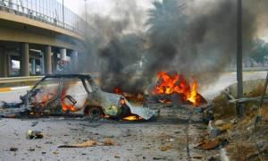 Αιματηρή επίθεση καμικάζι στη Βαγδάτη