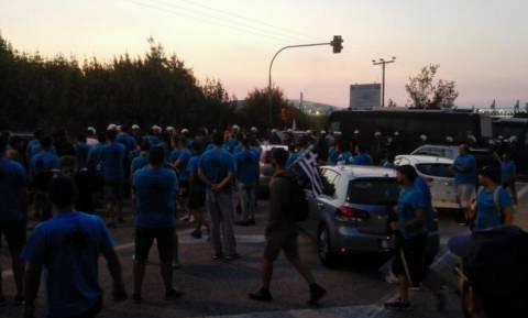 Λιπάσματα Καβάλας: Συνεχίζεται η απεργία ενάντια στις απαιτήσεις Λαυρεντιάδη