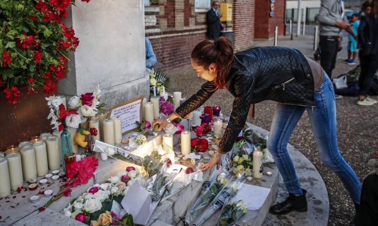 Επίθεση Γαλλία: Αναγνωρίστηκε και ο δεύτερος δράστης του σφαγής του ιερέα (Pics & Vid)
