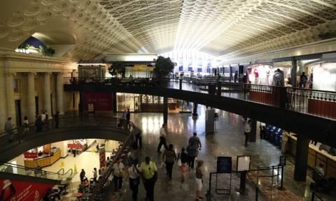 Ουάσιγκτον: Λήξη συναγερμού μετά την απειλή για βόμβα - Σε λειτουργία ξανά ο σταθμός Union