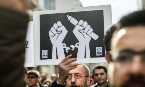 ΟΗΕ: «Βαρύ πλήγμα» στη δημοκρατία οι εκκαθαρίσεις στα ΜΜΕ στην Τουρκία