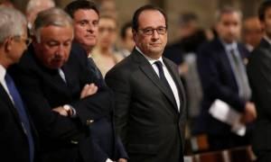 Τη δημιουργία Εθνοφρουράς αποφάσισε ο Ολάντ - «Η Γαλλία θα είναι πάντα η Γαλλία» απαντά στον Τραμπ