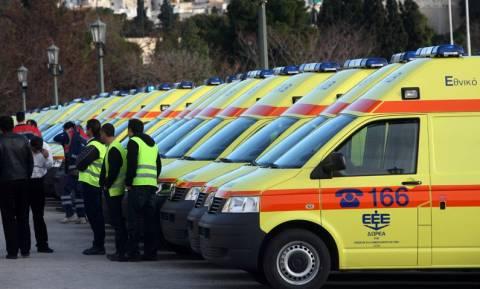 Ιωάννινα: Έντεκα καινούρια ασθενοφόρα προστέθηκαν στο στόλο του ΕΚΑΒ