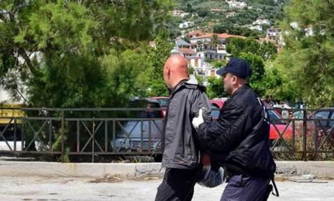 Συλλήψεις για παράνομη μετανάστευση και ληστείες σε Μυτιλήνη, Χίο και Σάμο