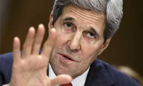 Κέρι: Μεγάλο πρόβλημα αν η ρωσική ανθρωπιστική επιχείρηση στο Χαλέπι είναι τέχνασμα