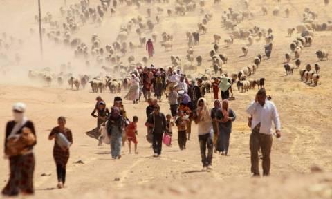 Ιράκ: Έως και ένα εκατομμύριο οι πρόσφυγες από τη μάχη κατά του ISIS στη Μοσούλη