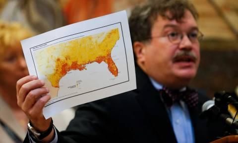 Συναγερμός στις ΗΠΑ: Ο Ομπάμα ενημερώθηκε για τα πρώτα κρούσματα του ιού Ζίκα στην Φλόριντα