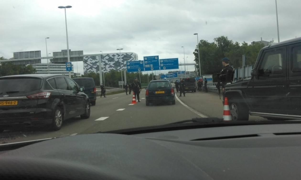 Ολλανδία: Σε κατάσταση συναγερμού το αεροδρόμιο Schiphol στο Άμστερνταμ