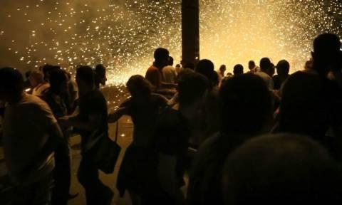 «Βράζει» η Αρμενία: Δεκάδες τραυματίες από τις σκληρές συγκρούσεις πολιτών με την αστυνομία
