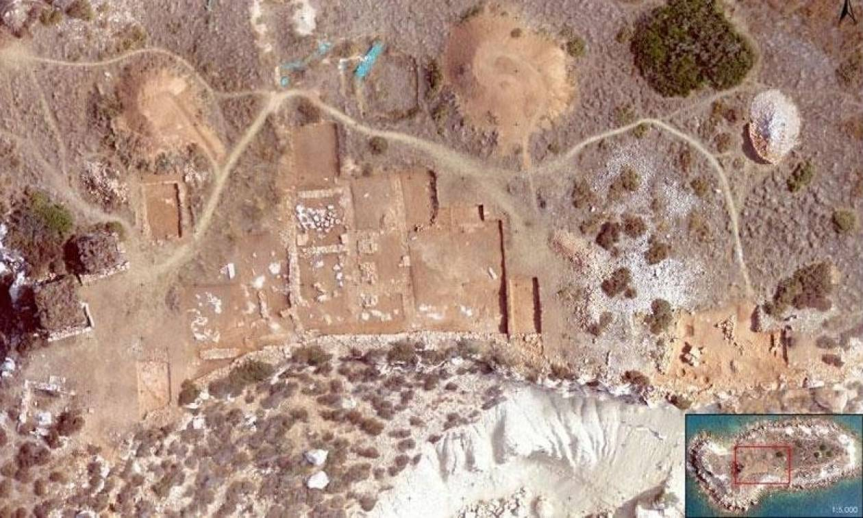 Κύπρος: Συγκλονιστική αρχαιολογική ανακάλυψη στη Γερόνησο της Πάφου