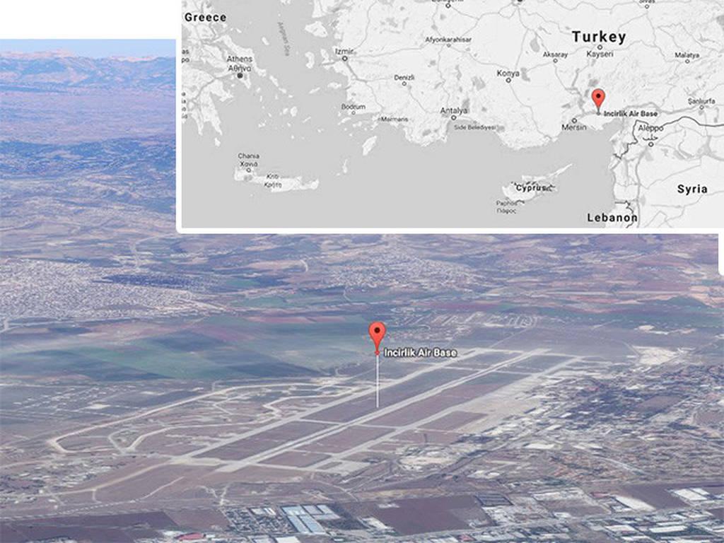 Τουρκία – Χιλιάδες στρατιώτες περικύκλωσαν τη βάση του Ιντσιρλίκ – Φόβοι για νέο πραξικόπημα (Pics)