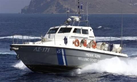 Θρίλερ με ακυβέρνητο σκάφος ανοιχτά των Χανίων
