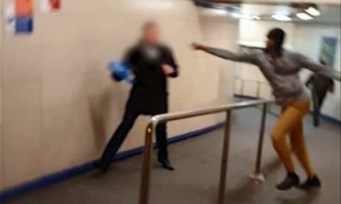 Ισόβια στον Σομαλό που προσπάθησε να αποκεφαλίσει επιβάτη στο μετρό του Λονδίνου (vid)