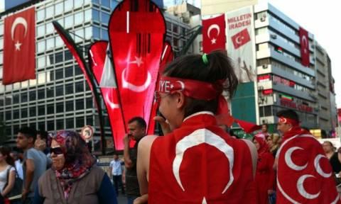 Η Τουρκία παραδέχεται «σφάλματα» στις εκκαθαρίσεις μετά την απόπειρα πραξικοπήματος