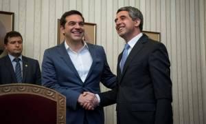 Τσίπρας: Επιτακτική η συνεργασία Ελλάδας - Βουλγαρίας σε περιόδους αστάθειας