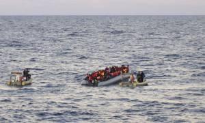 Τουλάχιστον 1.800 μετανάστες διασώθηκαν ανοιχτά της Λιβύης