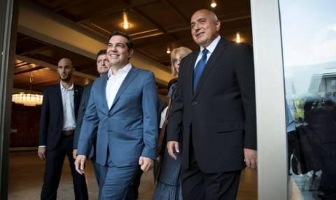 Τι συζήτησαν Τσίπρας και Μπορίσοφ στη Βουλγαρία