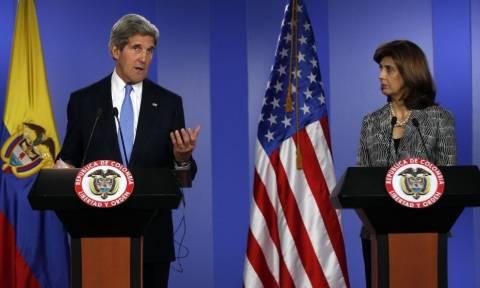 Κέρι: Η Ρωσία πρέπει να επιδείξει αυτοσυγκράτηση στη Συρία