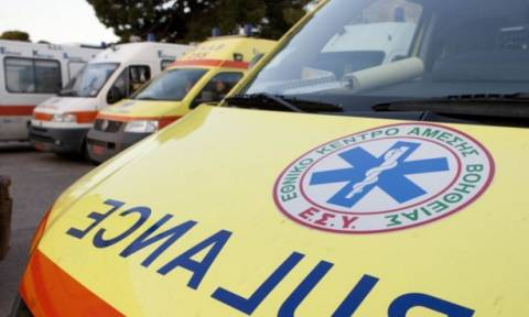 Ασύλληπτη τραγωδία με 45χρονο τα ξημερώματα στην Έδεσσα