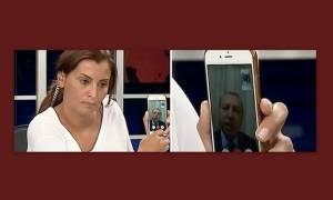 Δεν θα πιστεύετε πόσα δίνουν για το κινητό της δημοσιογράφου που μίλησε με τον Ερντογάν!