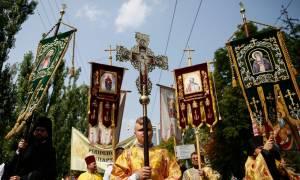 Ουνίτες επιτέθηκαν σε ορθόδοξους στην Ουκρανία
