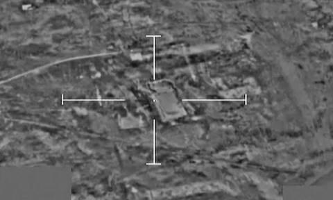 Βομβαρδισμός παλατιού του Σαντάμ Χουσεΐν στη Μοσούλη