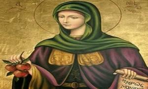 Συγκλονιστικό θαύμα της Αγίας Ειρήνης Χρυσοβαλάντου