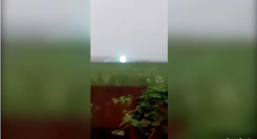 Περίεργο φαινόμενο στον ουρανό της Σιβηρίας – «Τρόμος, κρυφτείτε!» (pics)