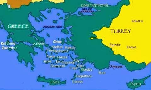 Νέα τουρκική πρόκληση: «Η Ελλάδα κατέχει παράνομα νησιά» (pics)