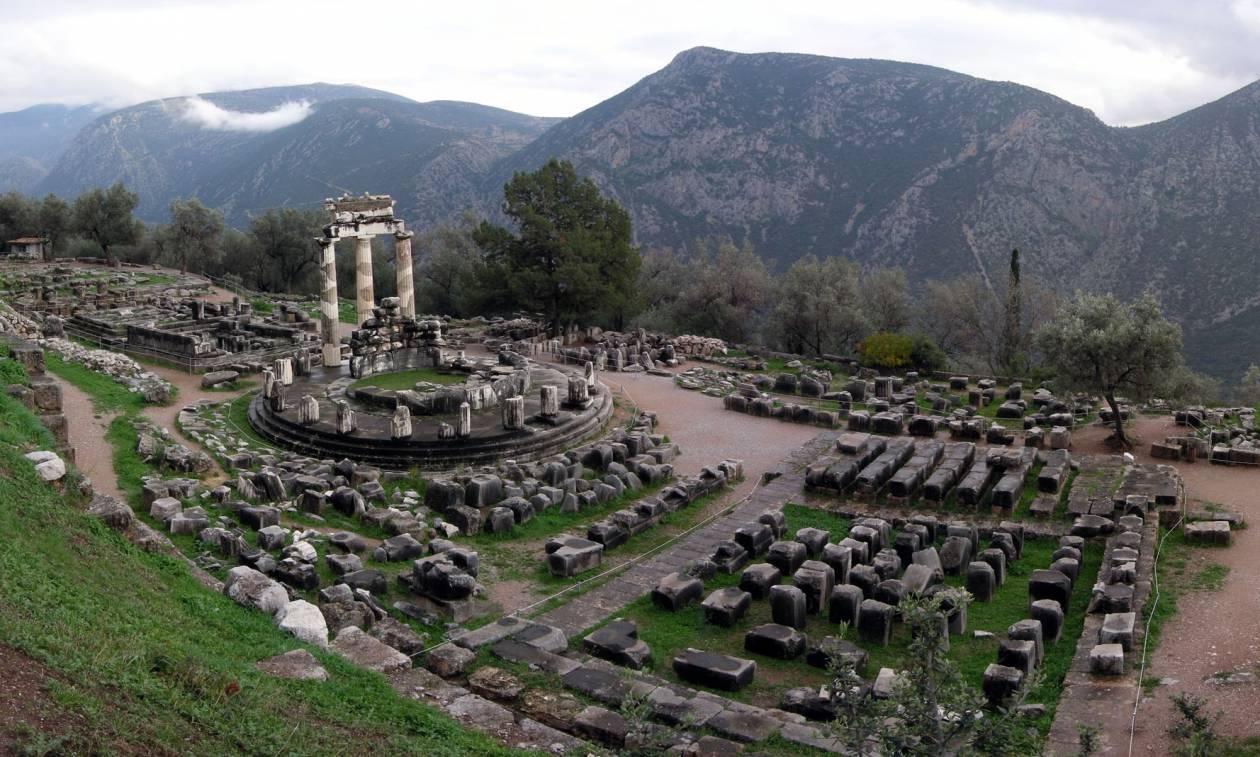 Η «Αμερικανική Σχολή Κλασικών Σπουδών στην Αθήνα» στα μουσεία Δελφών και Διστόμου