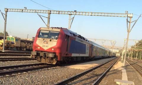 Ταλαιπωρία για επιβάτες τρένου: Ταξιδεύουν χωρίς air condition - Λιποθύμησε γυναίκα από τη ζέστη