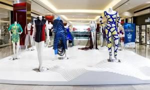 Eco-friendly fashion exhibition 'Healthy Seas Fashion Project' travels to Crete