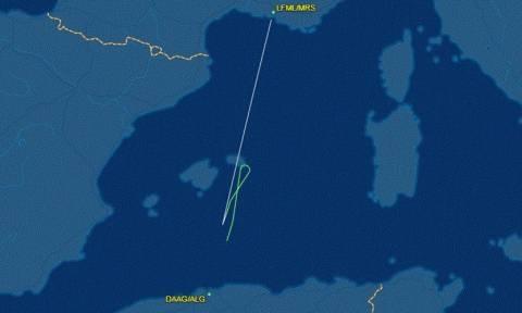 Θρίλερ στον αέρα! Εξαφανίστηκε Boeing της Air Algerie αφού εξέπεμψε σήμα κινδύνου