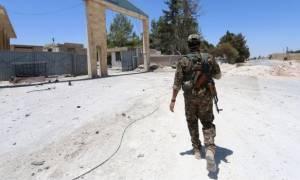 Συρία: Απελευθέρωση της πόλης Μανμπίτζ από το ΙΚ