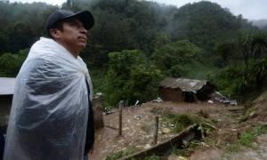 Φονικές κατολισθήσεις στο Μεξικό